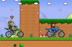 Mario vs Zelda
