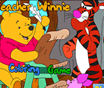 Turma do Pooh para Colorir