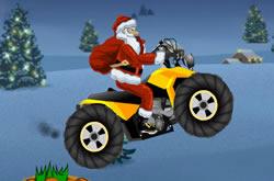 Super Santa Atv