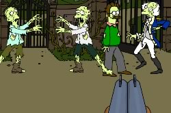 Simpsons Zombies