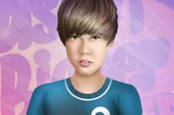 Justin Bieber Maquiagem