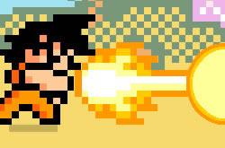 Dragonball Z Devolution