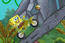 Sponge Bob Xtreme Bike