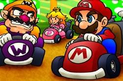 Mario Kart Flash
