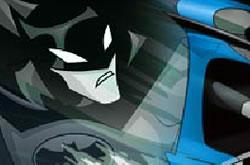 Batman Ice Cold