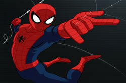 Spider Man Rush