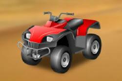 ATV Velocity Driver 3D