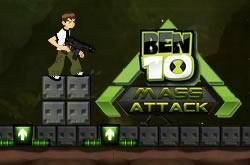 Ben 10 Mass Attack