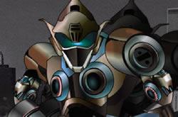 Transformer Robot Dfense