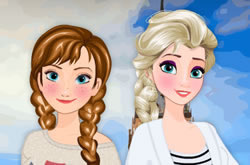 Frozen Sisters Europe Tour