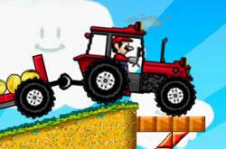 Mario Tractor Multiplayer