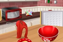 Saras Cooking Class Glass Cookies