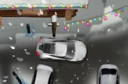 V8 Winter Parking 2