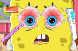 Sponge Bob Eye Care