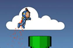 Flappy Astro