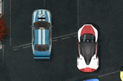 Parking Supercar City 2