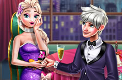 Elsa Pedido de Casamento