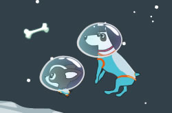 Dogs in Space 2