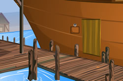 Escape Game The Ship