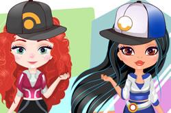 Princesses Pokemon Trainer