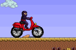 Ninja Moto Mobil