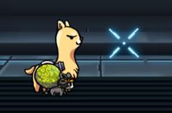 Heavy Armor Alpaca