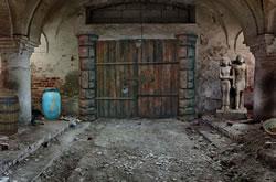 Abandoned Barn Escape