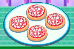 Crunchy Sugar Biscuits
