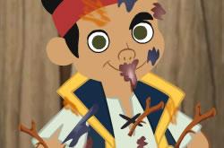 Messy Jake Never Land Pirates
