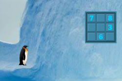 Penguin Escape Home Back