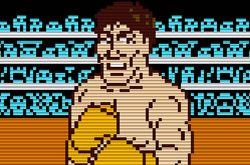 Punch Out Tom Fulp