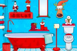 Christmas Bathroom Escape