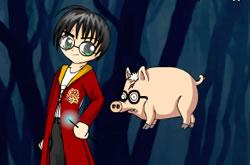 Harry e Harry Porco Vestir