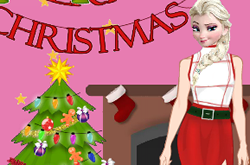Elsa Christmas Fashion