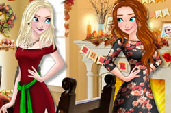 Princesses Thanksgiving Day