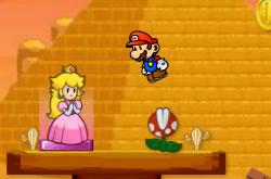 Mario Princess Kiss 2