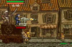 Metal Slug Crazy Defense
