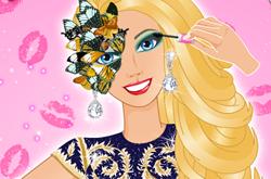 Barbies Couture Makeup