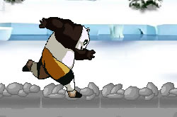 Panda Hunger Run