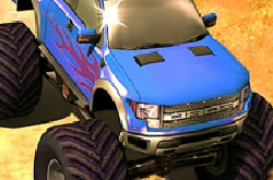 Monster Truck Adventure 3D
