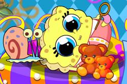 Spongebob e Patrick Babies