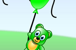 Balloon Teddies