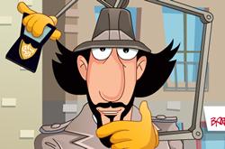 Inspector Gadget A Barber Shop