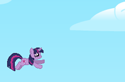 My Little Pony Twilight Running