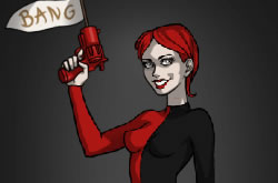 Harley Quinn Doll Creator