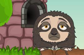 Sloth Go Home