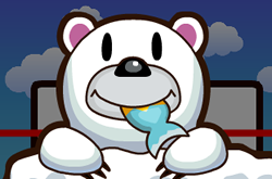 Polar Bears Love Fish