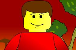 Lego Dress Up