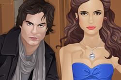 Dating a Vampire Damon