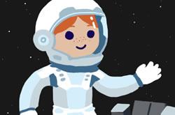 Create Your Own Astronaut